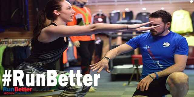 RunBetter - increased flexibility