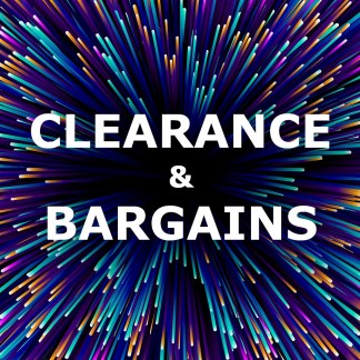 Clearance & Bargains