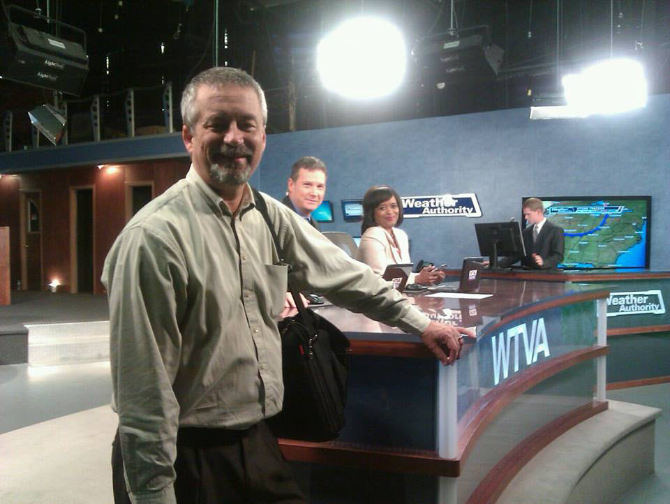 Getting on-air when you're hired behind the scenes |