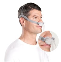 ResMed AirFit P10 Nasal Mask w/ Headgear: nasal masks as ...