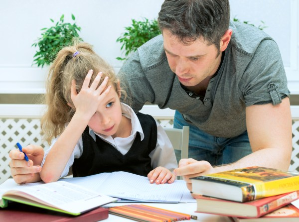 The Homework Challenge: Too Much? Too Young ...