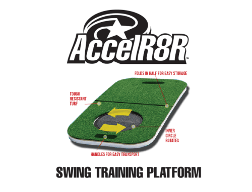 Acceler8r - Baseball Swing Training Platform