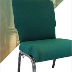 Advanced Church Chairs Posture Chair Advantage Side Left Banner
