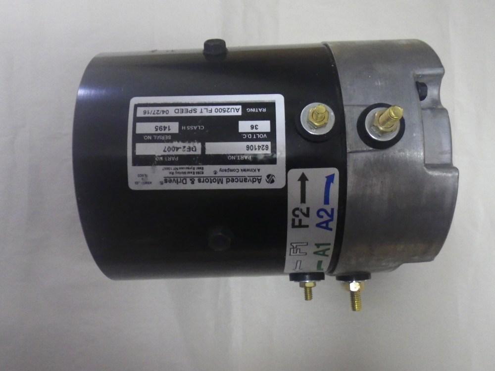 medium resolution of ez go motor