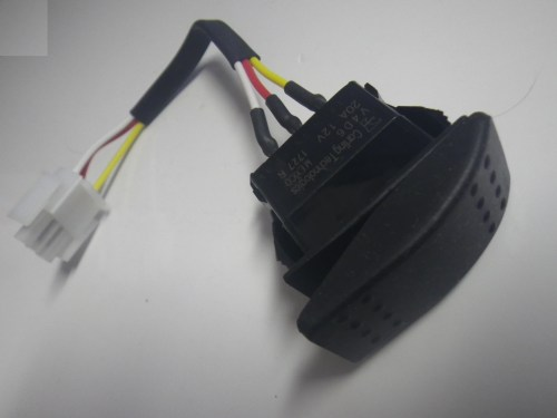 small resolution of yamaha g16 g19 g22 g23 1996 up 48v electric golf cart forward reverse switch