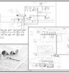 customer plant layout drawing [ 2236 x 1817 Pixel ]