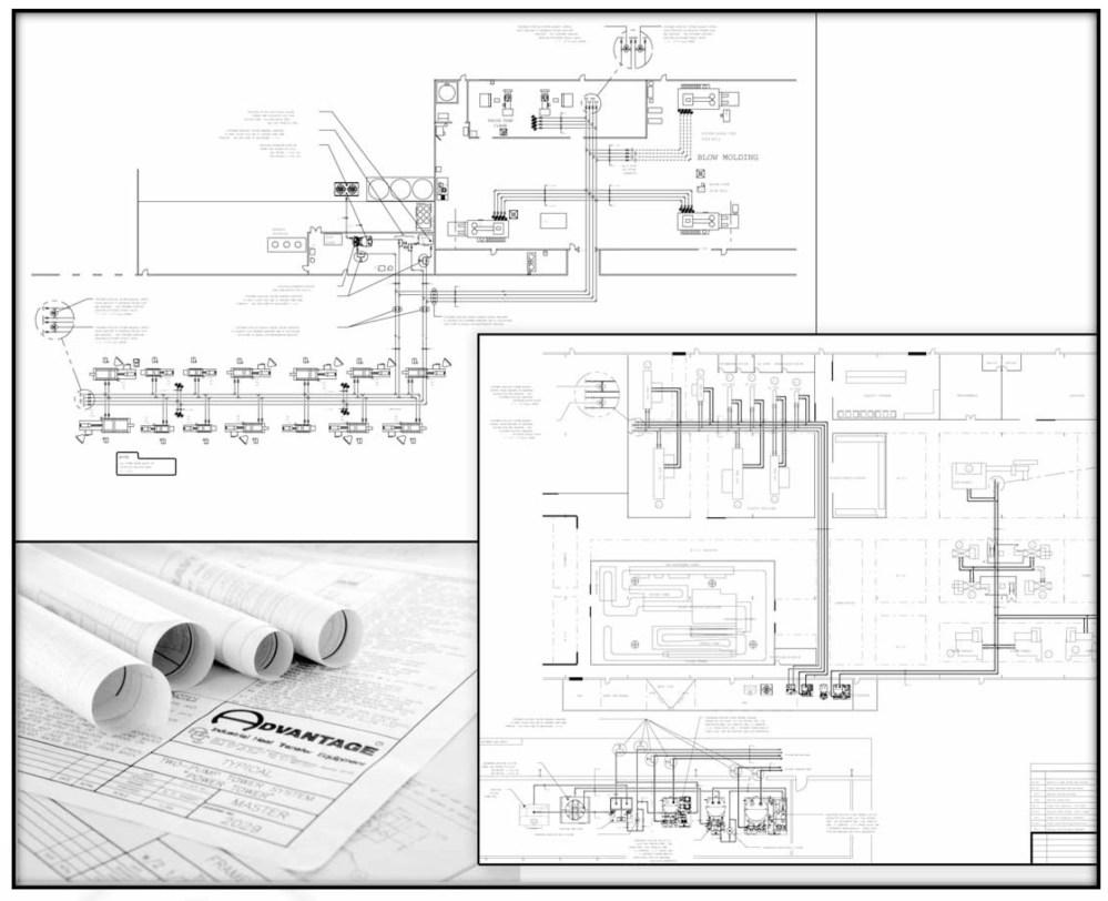 medium resolution of  customer plant layout drawing