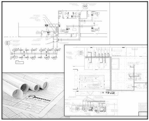 small resolution of  customer plant layout drawing