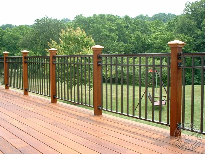 Metal Porch Railing Kits