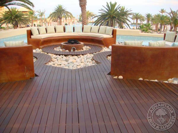 Ipe Decking Mexico  Decking Mexico