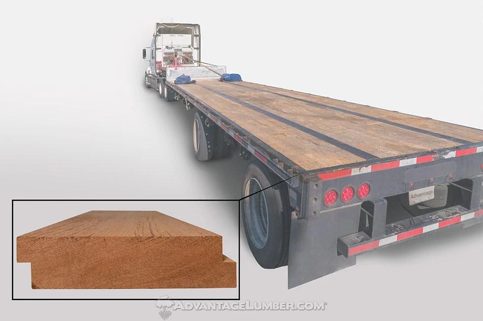 Semi Trailer Flooring Wood