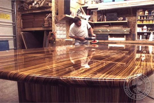 Zebra Flooring