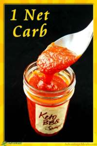 Keto BBQ Sauce Recipe