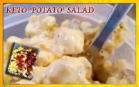 Keto Potato Salad Alternative Recipe