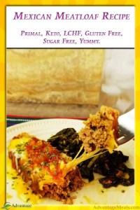 Ketogenic Diet Meatloaf Recipe
