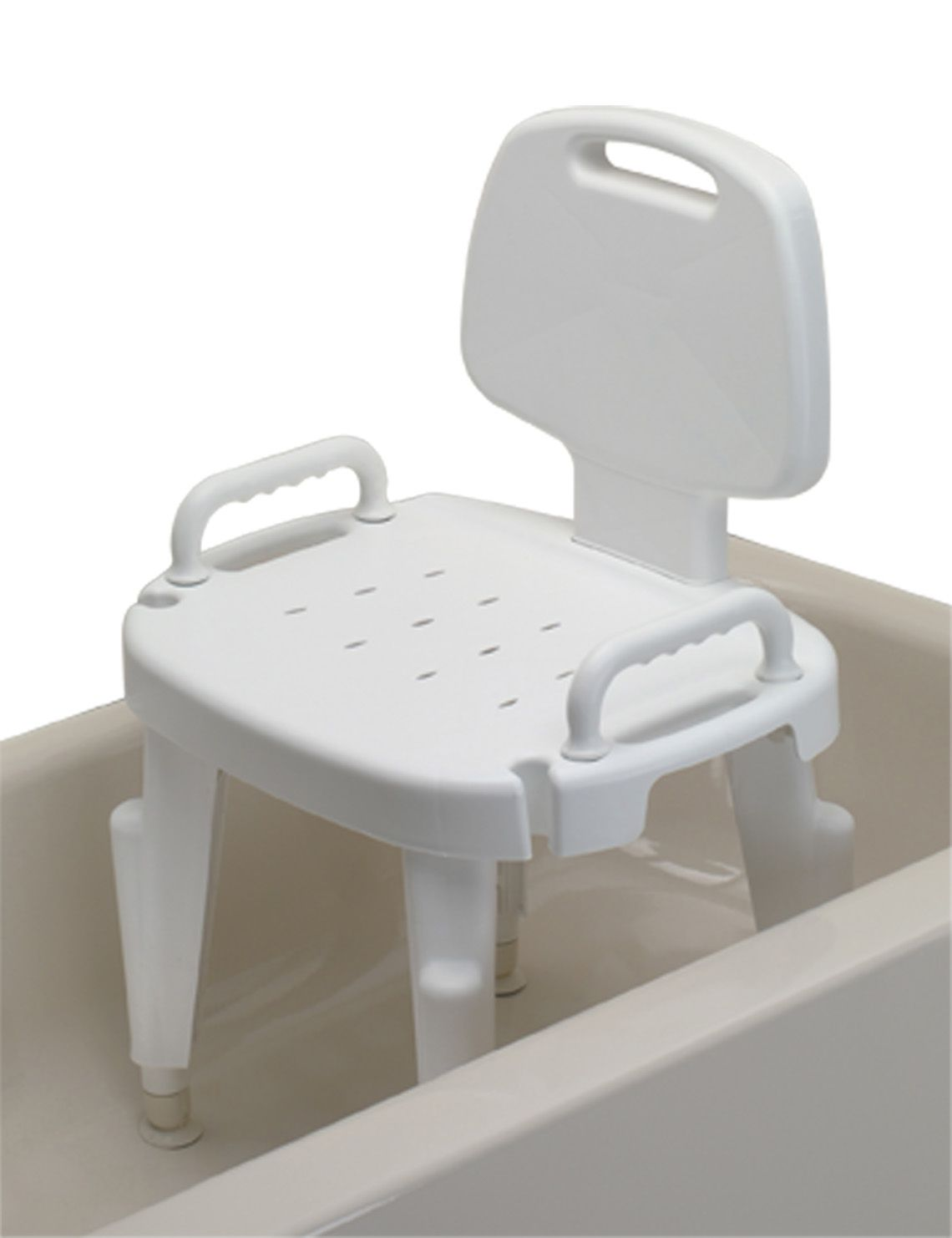 shower chair with arms and backrest hanging upside down for back bath safe height adjustable