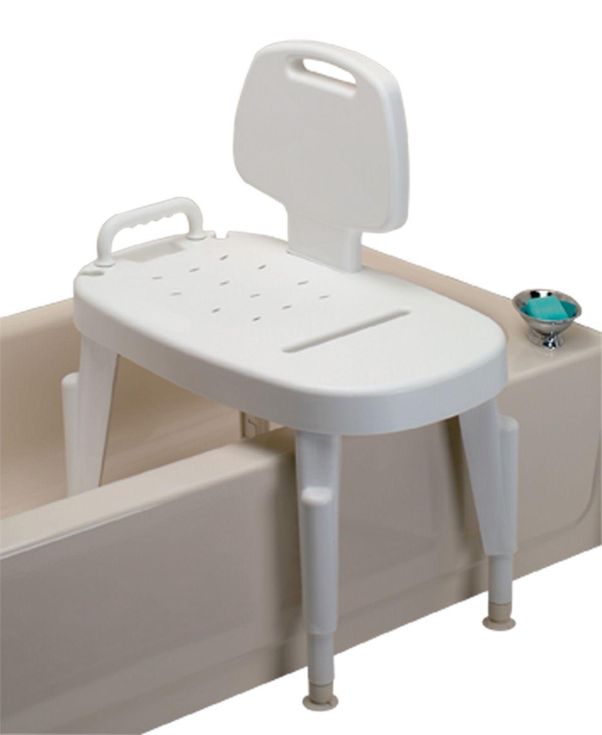 Bath Transfer Bench  Safe  Adjustable Bath Transfer Chair