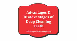 Advantages and Disadvantage of Deep Cleaning Teeth