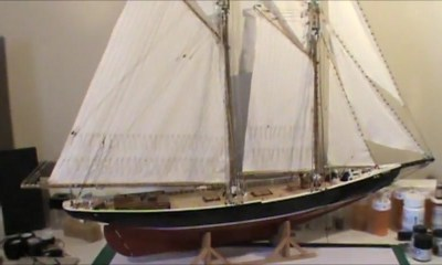 How to Build a Custom Model Ship
