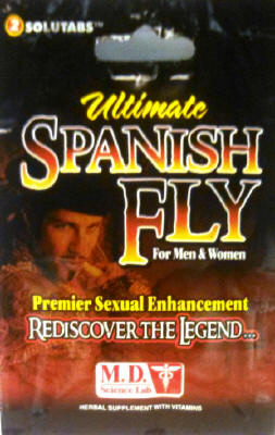 Spanish Fly for Men  Women Premier Sexual Enhancement 2