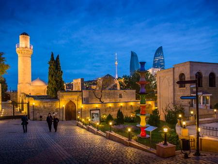 Azerbaijan Wins National Geographic Contest