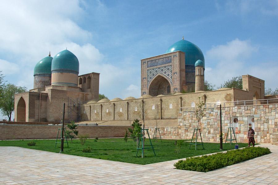 Tashkent Uzbekistan Map