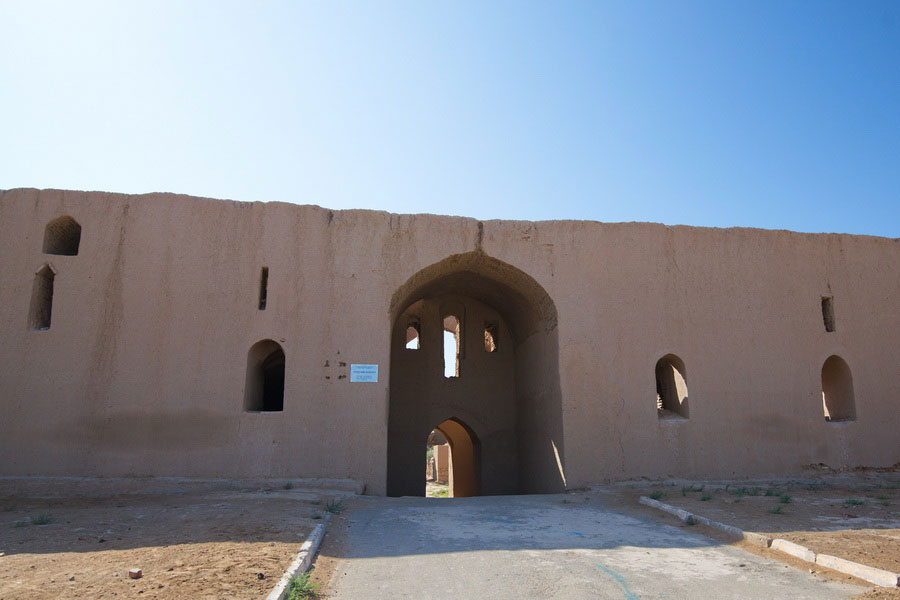 Fortress Kirk Kiz Termez