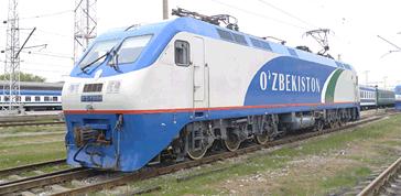 Узбекские железные дороги