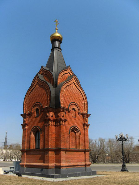 Barnaul One Of The Oldest Cities Of West Siberia