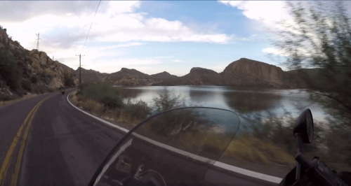 The Apache Trail, Arizona, USA