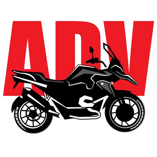 ADV BMW R1200GS t -shirt design