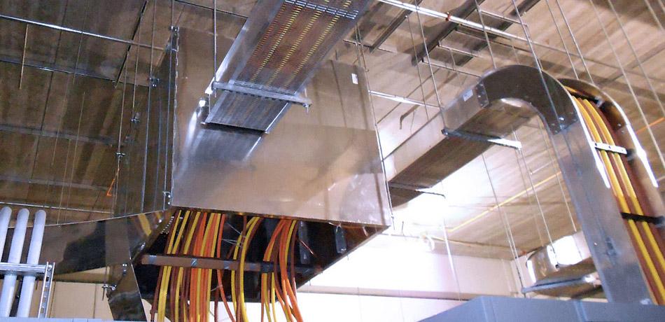 Engineering Design Advanced Cable Bus Low Medium Voltage Power