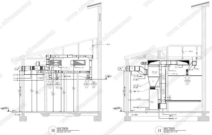 Samples- MEP BIM, 3D modeling, coordination