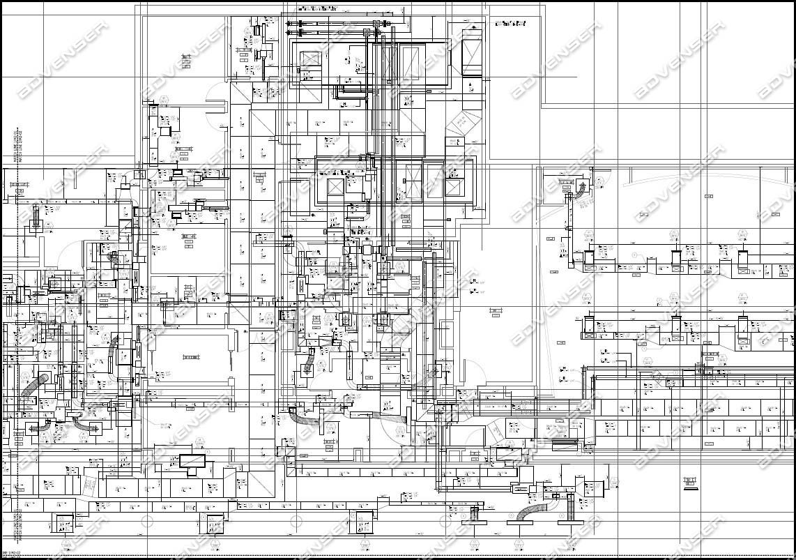 hight resolution of hvac duct drawings pictures