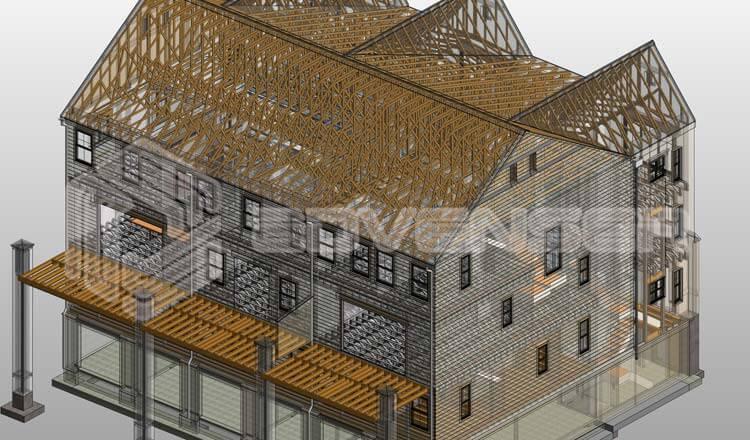 Samples  Architectural BIM Modeling Revit BIM 3D modeling