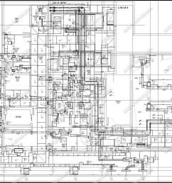 mep shop drawings hvac shop drawings  [ 1142 x 803 Pixel ]