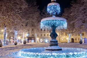 Julemarked i Zagreb