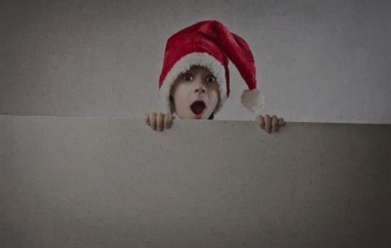 Lag julekalender til barn selv