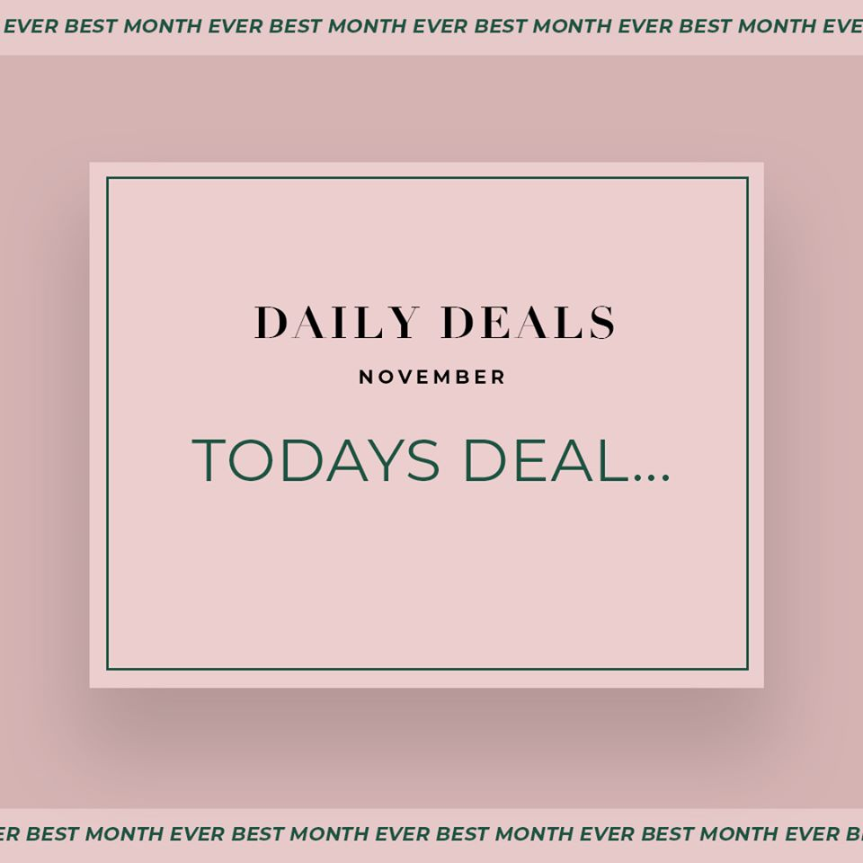 Daily Deals hos Nelly