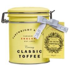 Cartwright Butler Salted Caramel Toffee