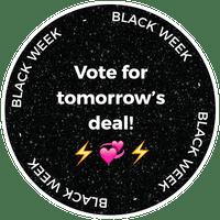black week tilbud