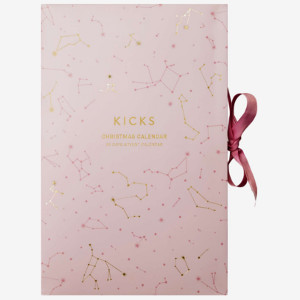 kicks beauty christmas calendar