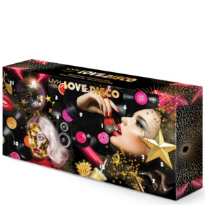 NYX Lip Party 12 day advent calendar