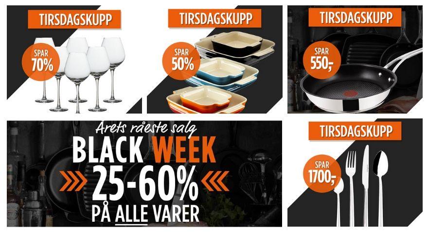 Black Week CG