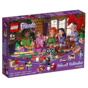 Lego Friends Julekalender