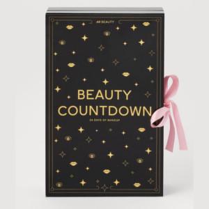 H&M Beauty Countdown | Sminkekalender