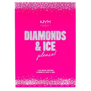 NYX Diamonds & Ice Please!