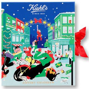 Kiehls Advent Calendar Gift Box