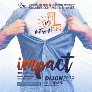 Impact Dijon @ Palais des congrès | Dijon | Bourgogne Franche-Comté | Frankrijk