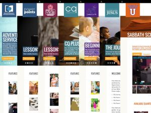 Sabbath School and Personal Ministries sites